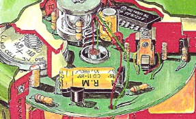 Security Poster: Chinese Type 72 A/P Mines