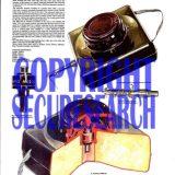 Security Poster: PRB M3 Anti-Tank Mine