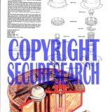 Security Poster: Egyptian SACI Copy Anti-Tank Mine