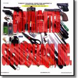 Security Poster: Threat Training Items for Airport and Courthouse Security